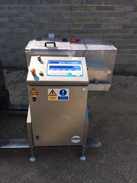 Loma 6000 Series Check Weigher