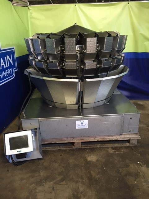 Ishida 20 Head Weigher