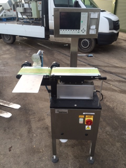 Garvens Check Weigher