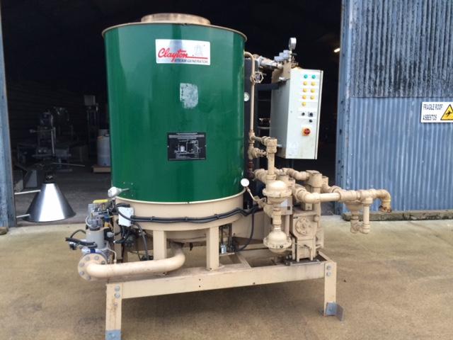 Clayton Steam Gernerator