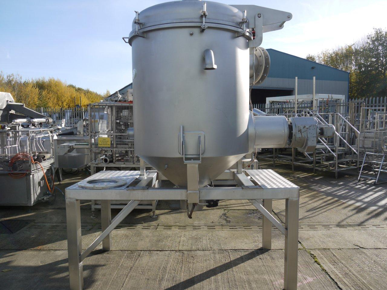 BCH Vacuum Cooking Vessel
