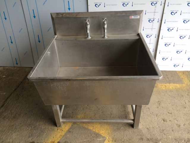 Syspal Stainless Steel Sink