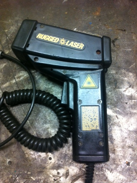 Zengrange Rugged Laser